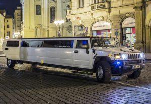 Prague Hummer Limo