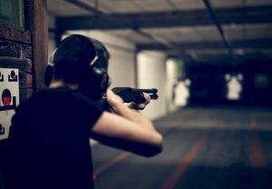 Prague Shooting - AK-47 and Shotgun