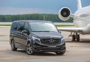 Prague Airport Transfer - Car/Minivan