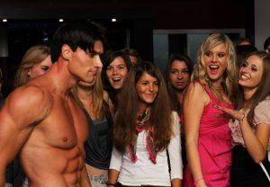 Ladies Night Club stripper