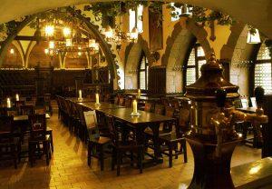 U Fleku Brewery tour with dinner/lunch