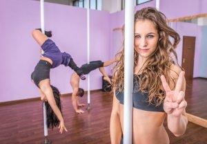 Pole Dance Lesson