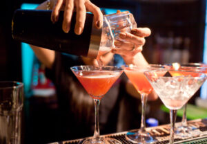 Prague Cocktail Making