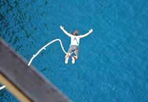 Extreme Bungee jumping