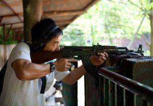 Prague Shooting - AK-47 and Shotgun PLUS