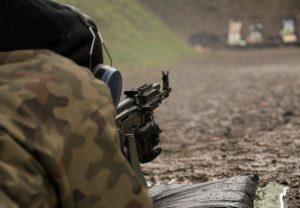 Prague Shooting - M16