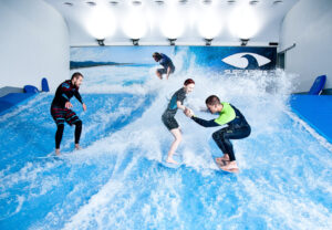 Prague Indoor Surfing