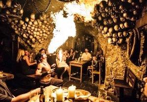 Prague medieval show and dinner