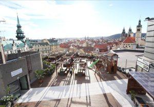 Prague Beer Garden Afternoon Crawl