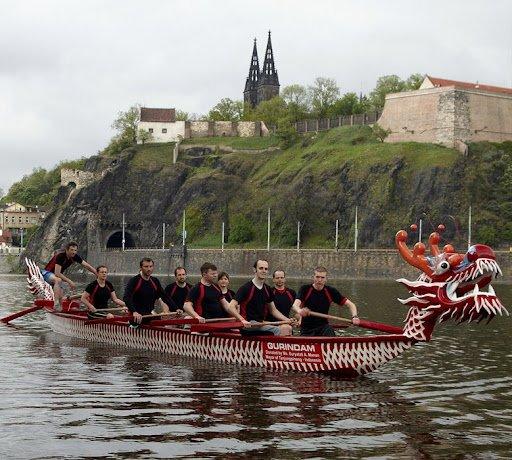 Prague Dragon Boats 4