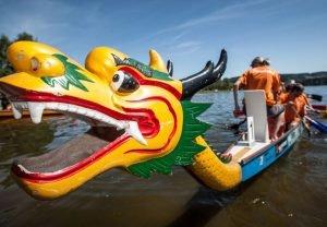 Prague Dragon Boats